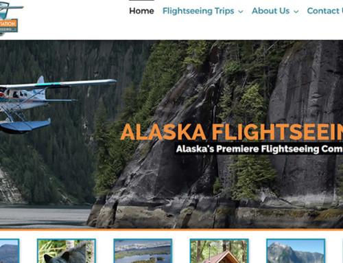 New Website Alert – Southeast Aviation in Ketchikan