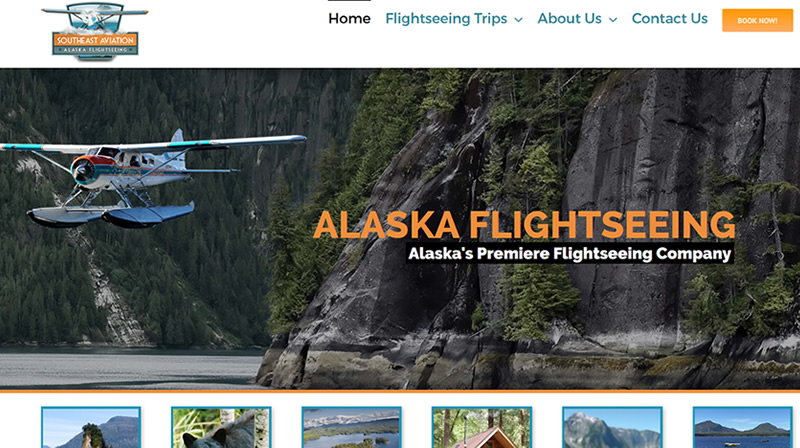 New Website Alert – Southeast Aviation in Ketchikan