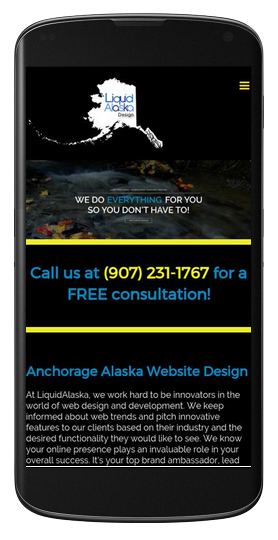 Professional Alaska Website Design by Alaskans – Great References